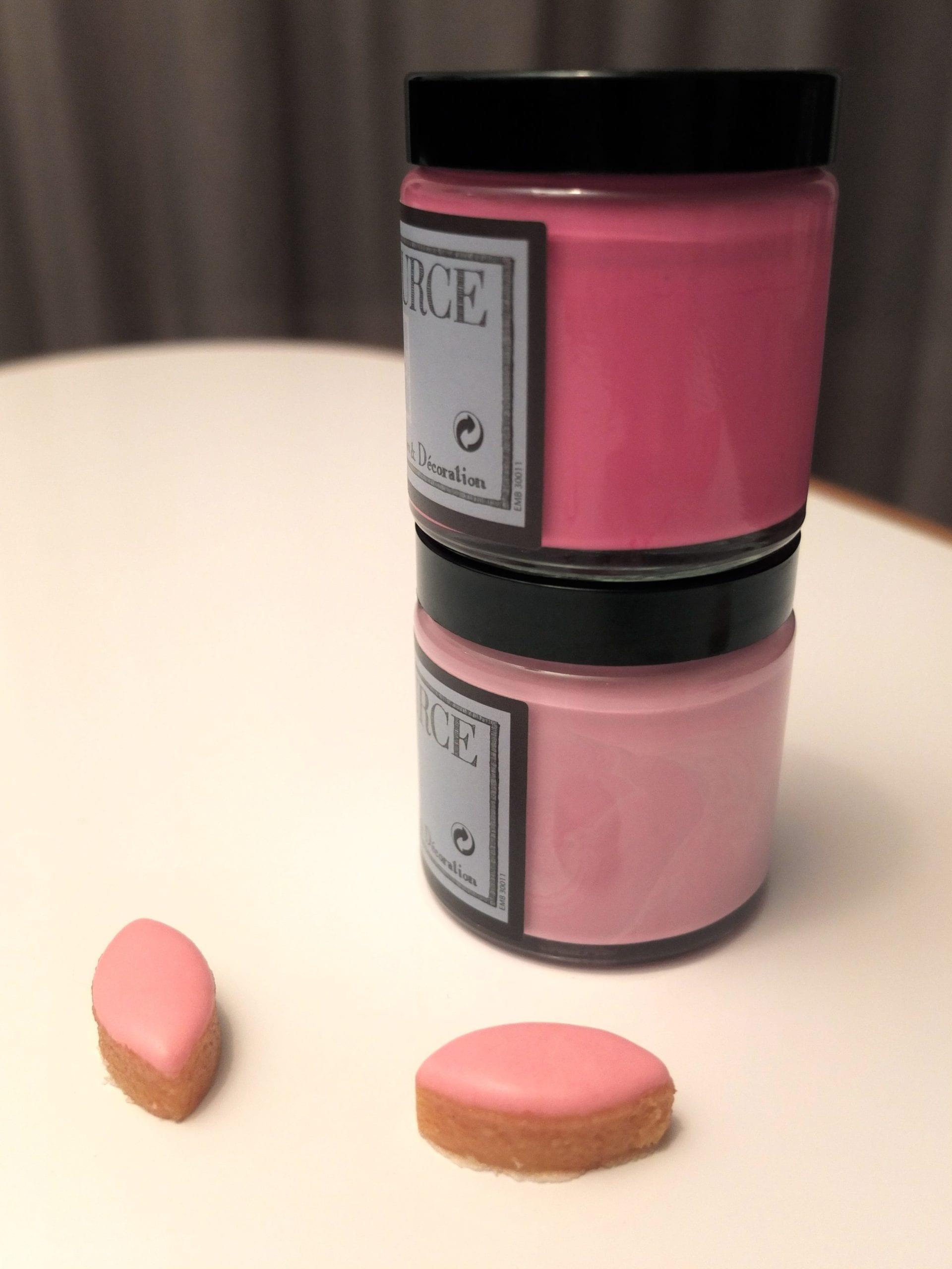 Peinture rose fluo ressource bensimon mes petites - Peinture murale rose fluo ...