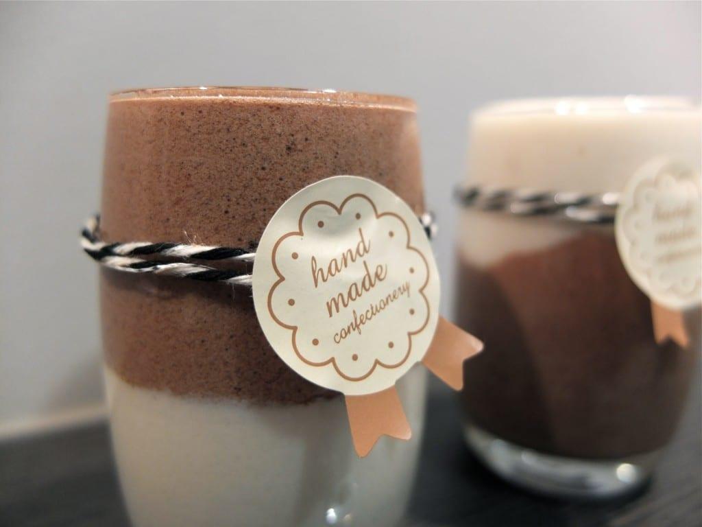 chocolat blanc et  bonbons Michoko