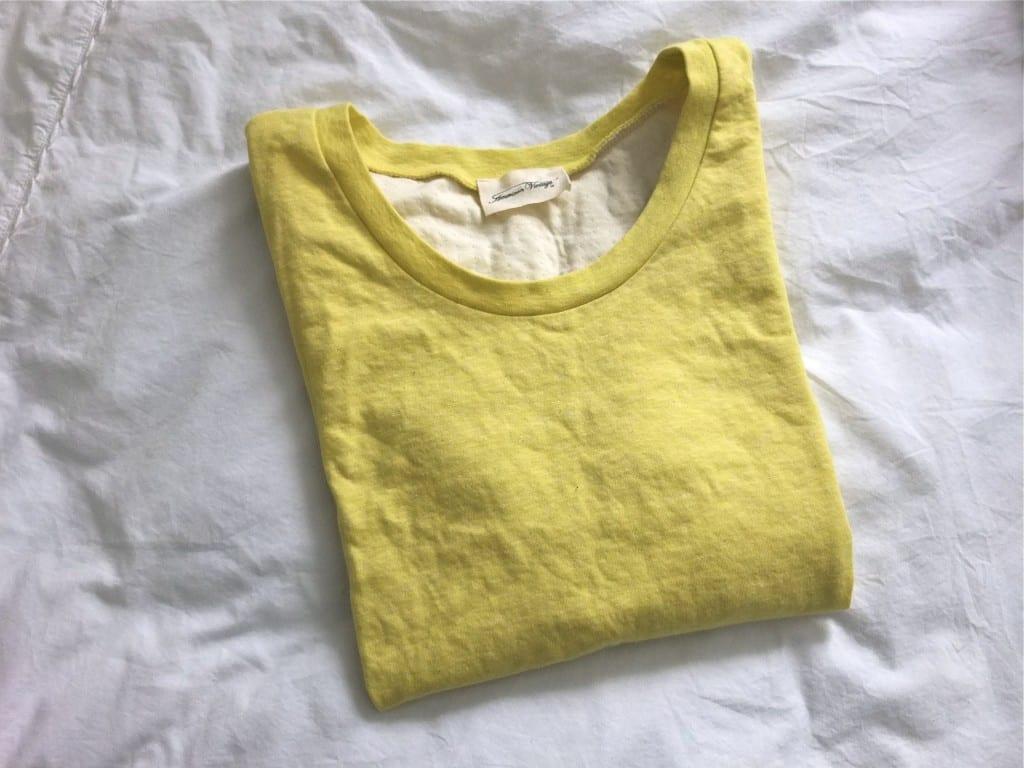 American Vintage tee shirt