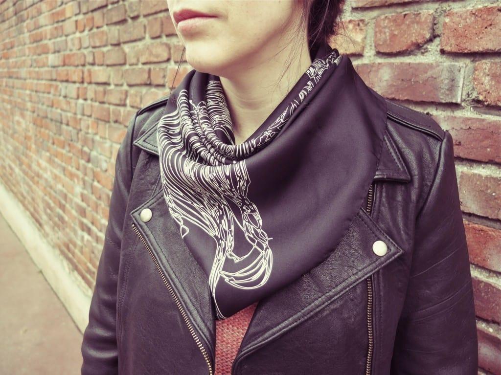 Concours foulard Esther Bonté