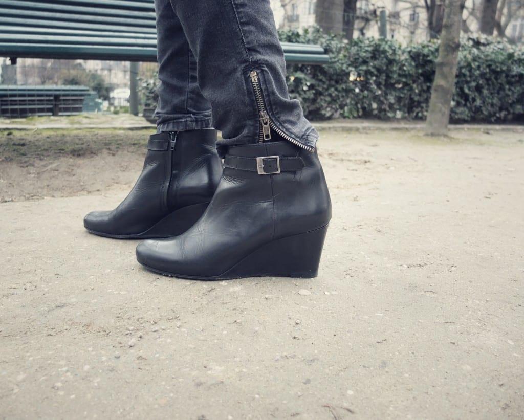 Boots Darel