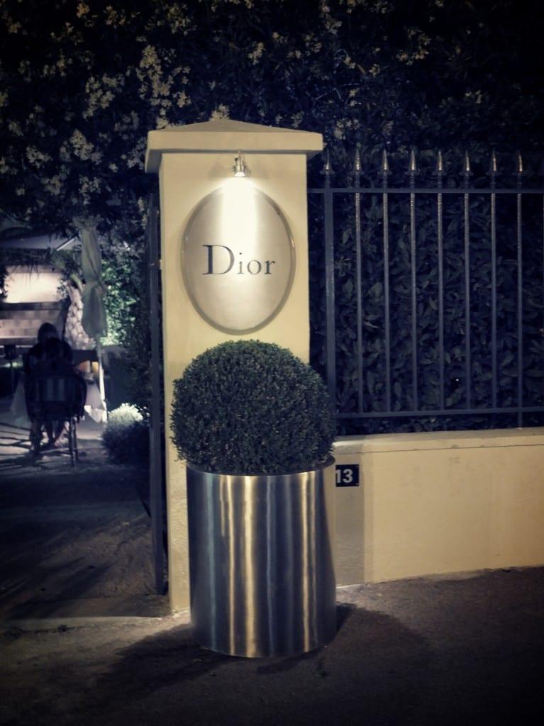 adresse Dior