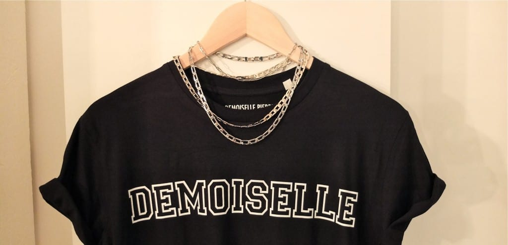 Tee shirt Ma Demoiselle Pierre