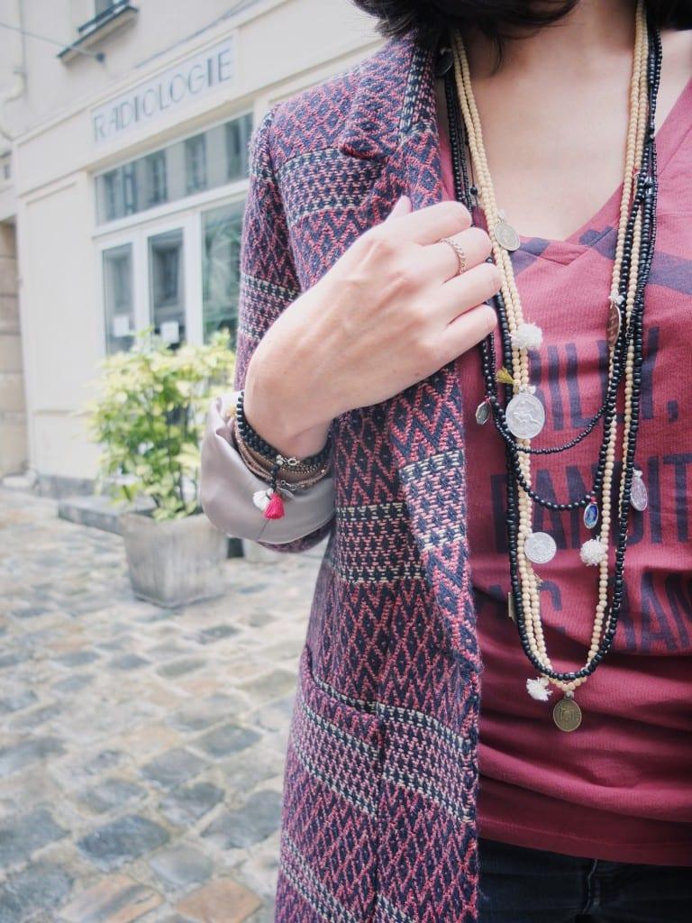 look Yoshi Leon & Harper Pieces Petite Mendigote