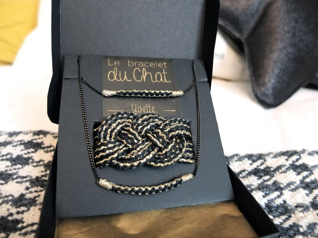 MPP x Le bracelet du chat noël