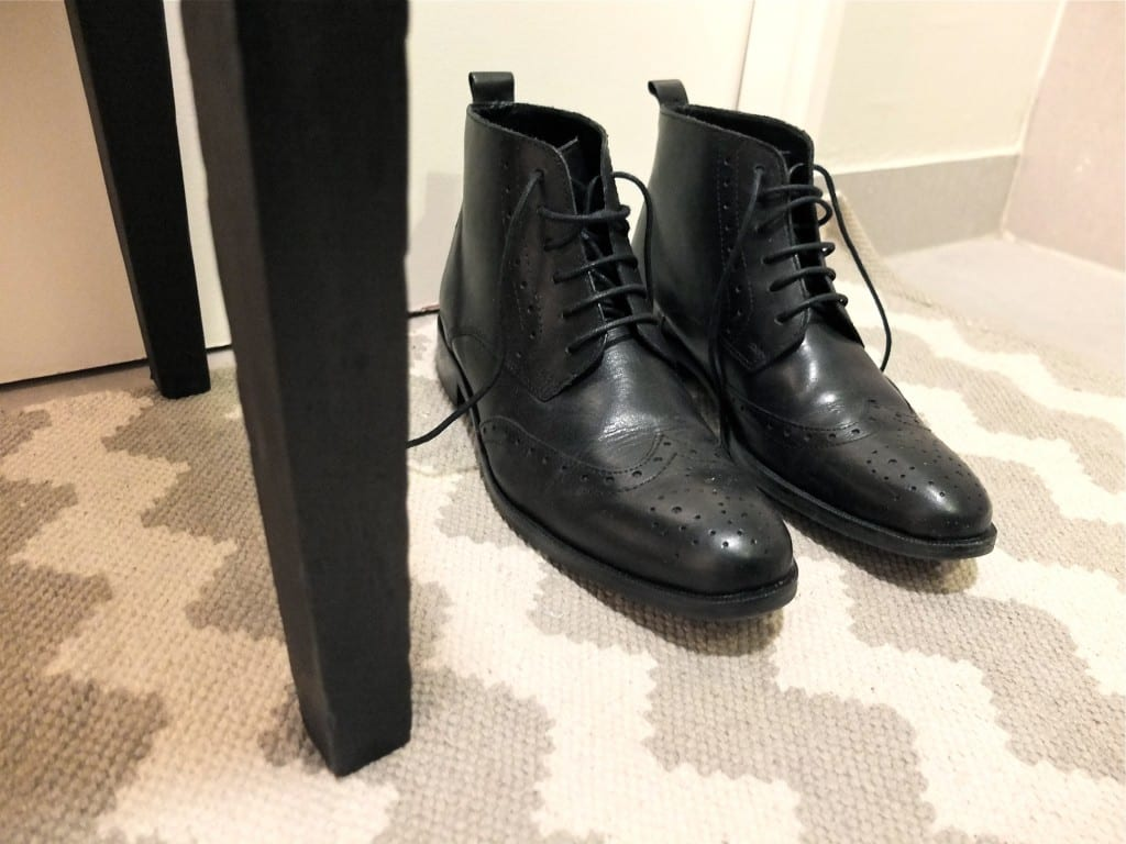 bottines Cosmoparis