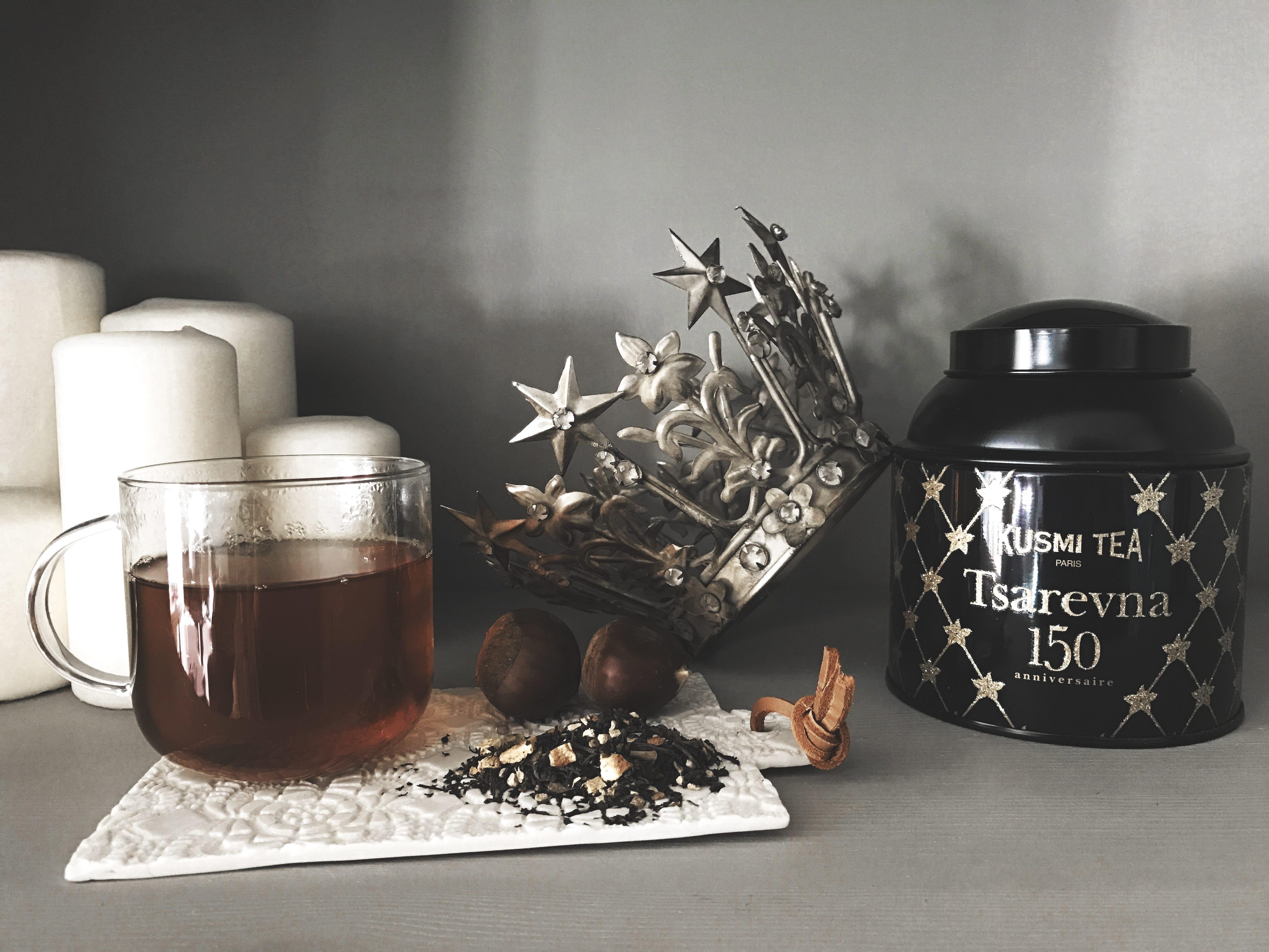 Tsarevna, thé impérial russe.