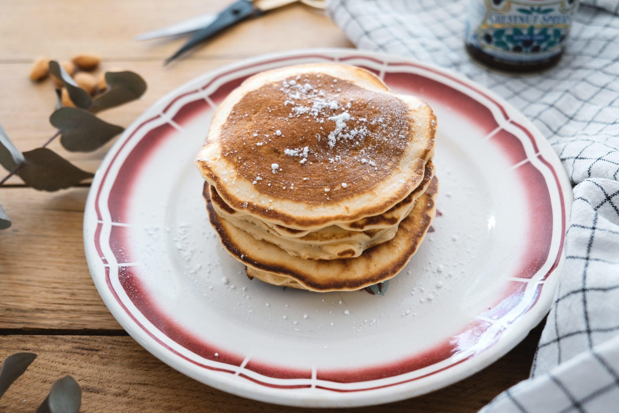 Pancakes time.